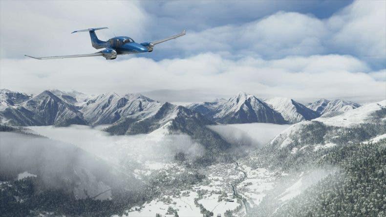 Microsoft Flight Simulator ya está disponible para Xbox Series X S 1