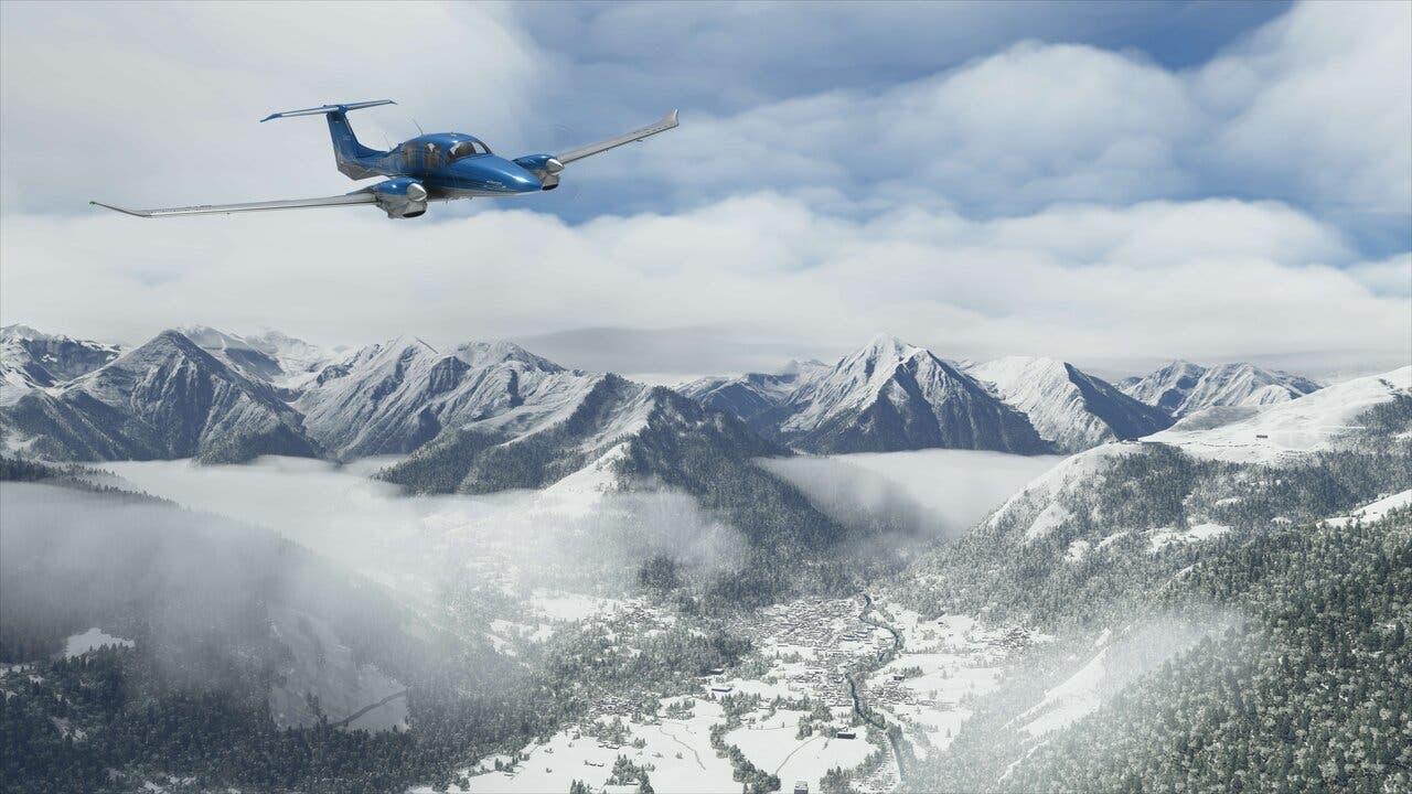 Microsoft Flight Simulator ya está disponible para Xbox Series X|S 3