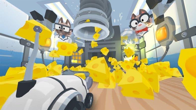 MouseBot: Escape from CatLab ya está disponible en Xbox