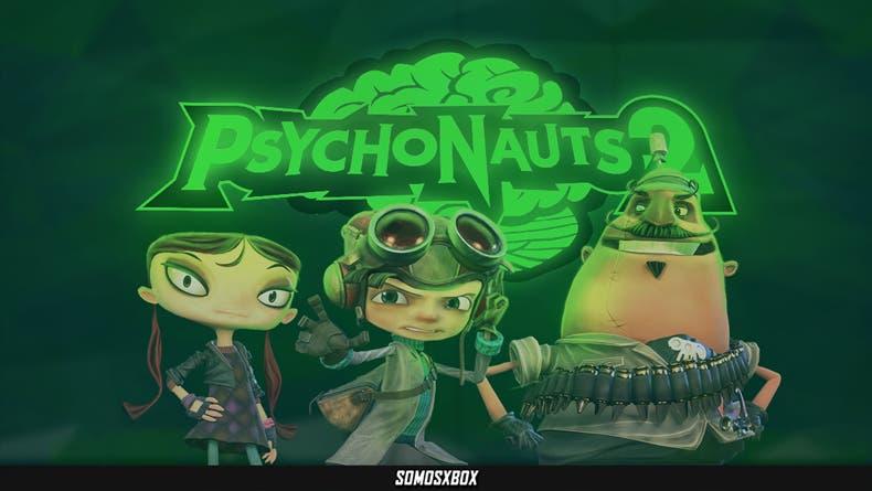 Primeras impresiones de Psychonauts 2 - Probamos el ansiado juego de Double Fine 1