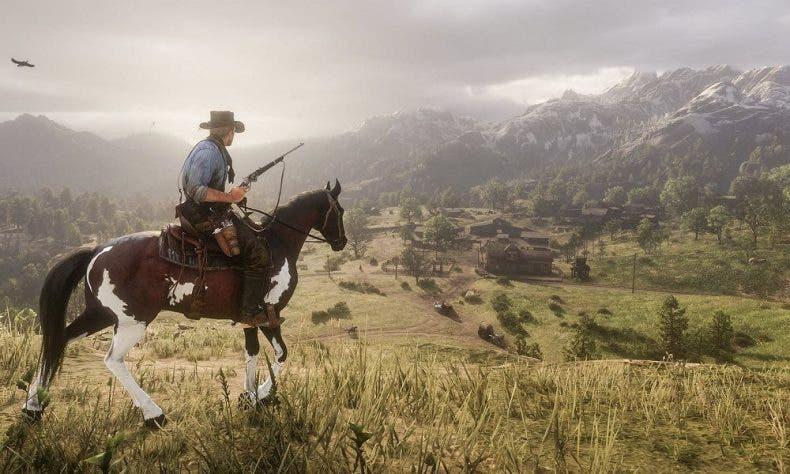 time lapse de Red Dead Redemption 2