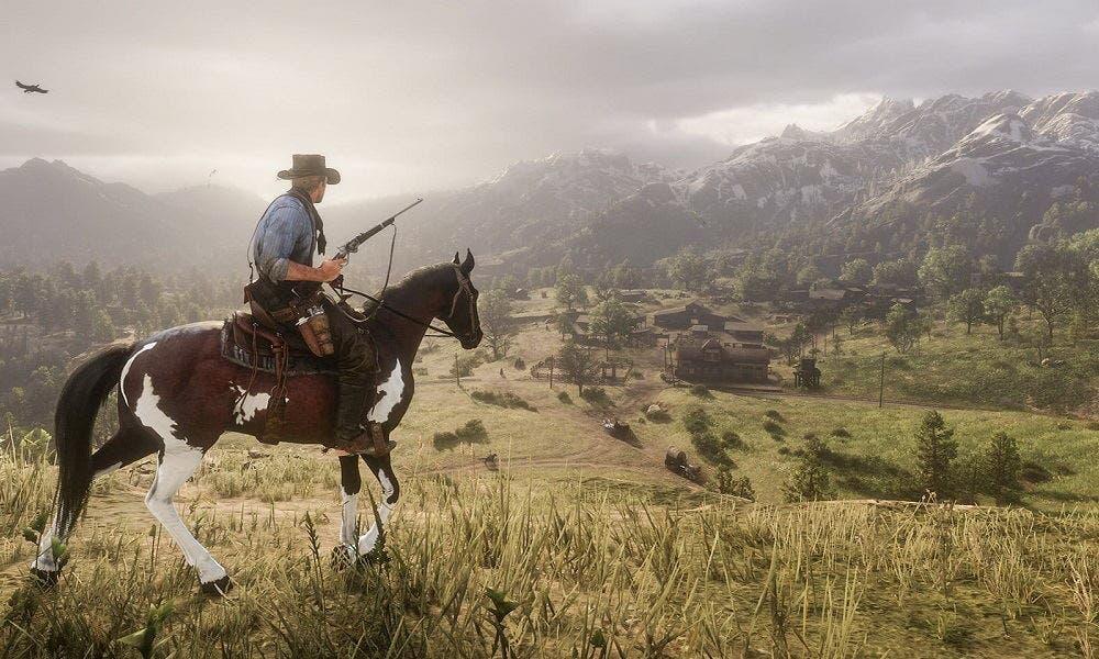 Time-lapse de Red Dead Redemption 2