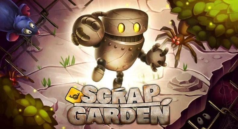 Scrap Garden ya está disponible para reservar en Xbox