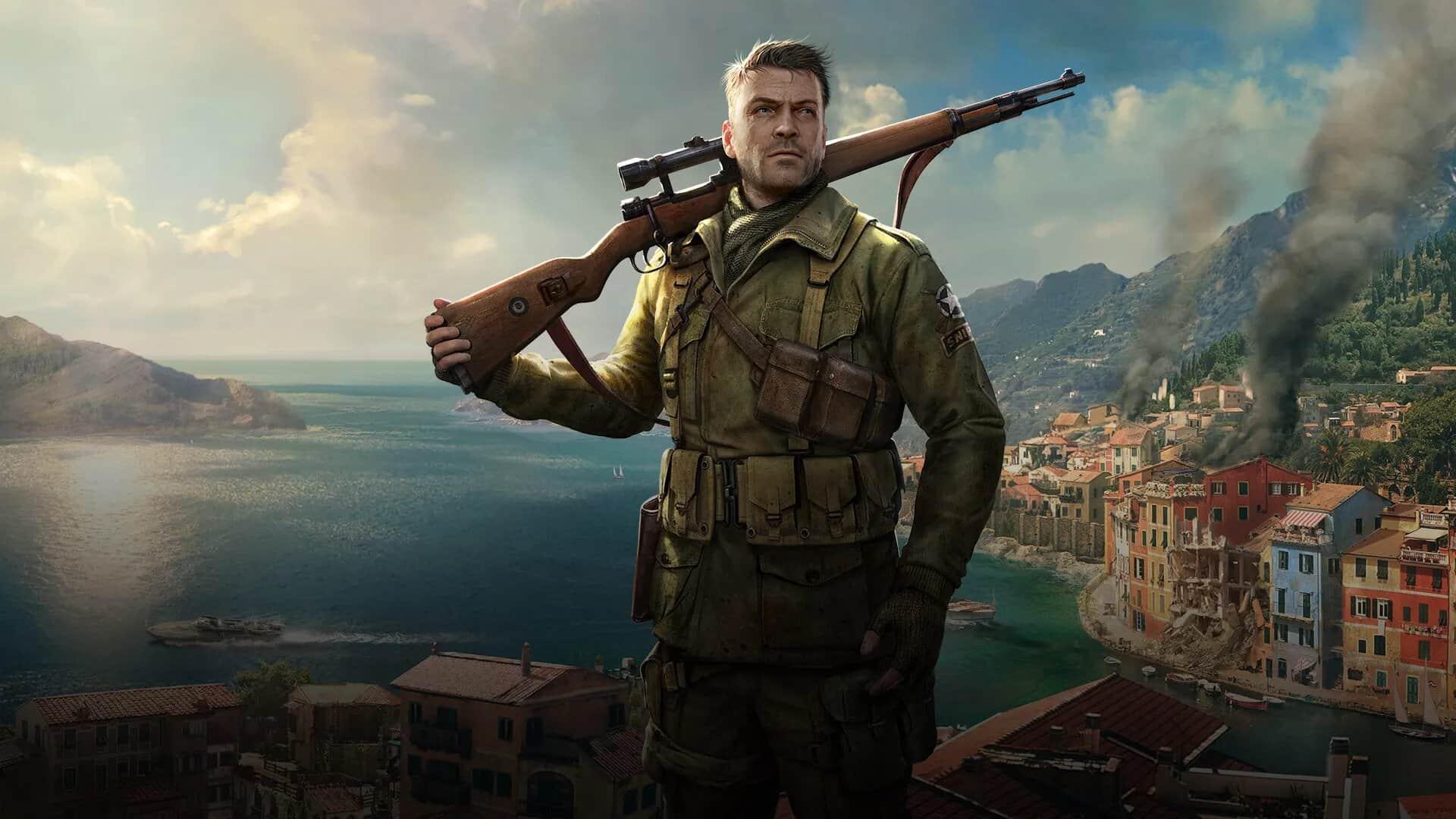 Sniper Elite 4 recibe la actualización gratuita para Xbox Series X|S 5