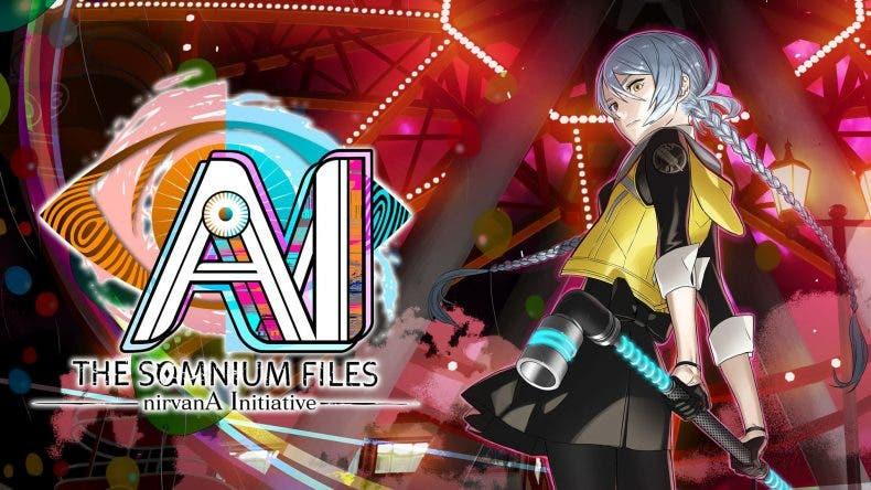 Anunciada AI: The Somnium Files - nirvanA Initiative- una visual novel japonesa que llegará a Xbox con lanzamiento físico 1