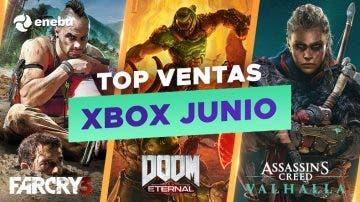 Los 20 juegos más vendidos en junio hasta un 75% más baratos en Eneba 5