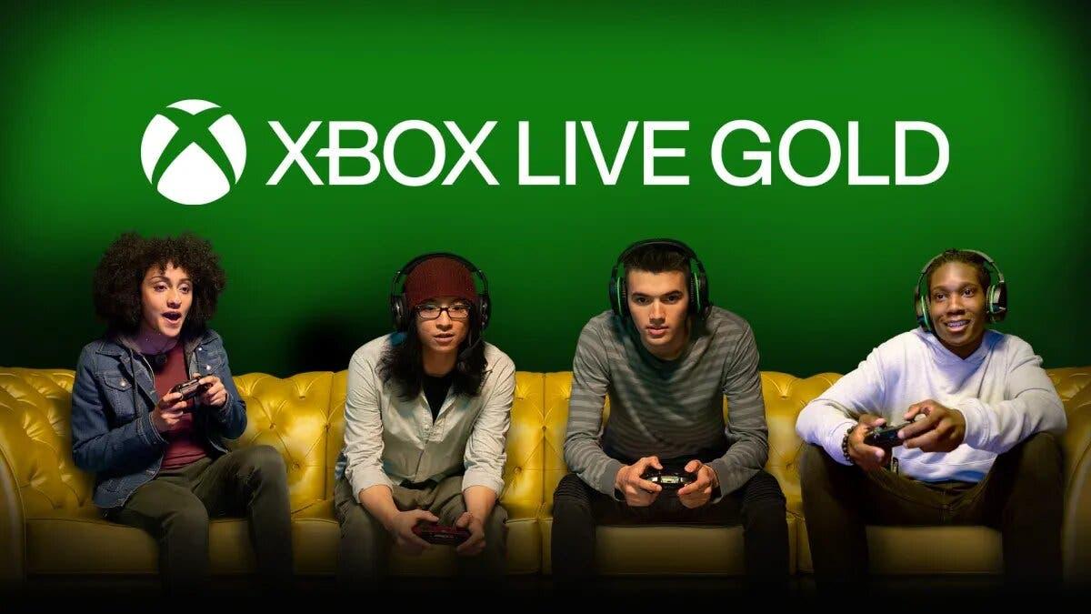 Aprovecha esta oferta de 6 Meses de Xbox Live Gold 2