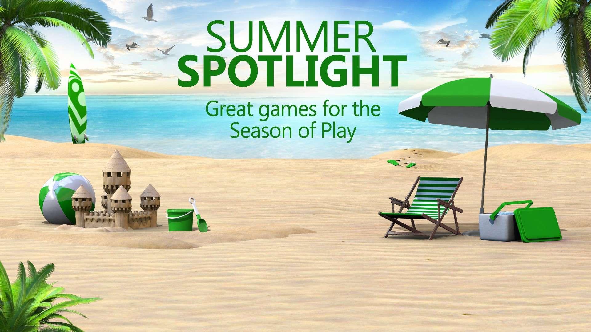 Summer Spotlight 2021 con 75 nuevos juegos para Xbox