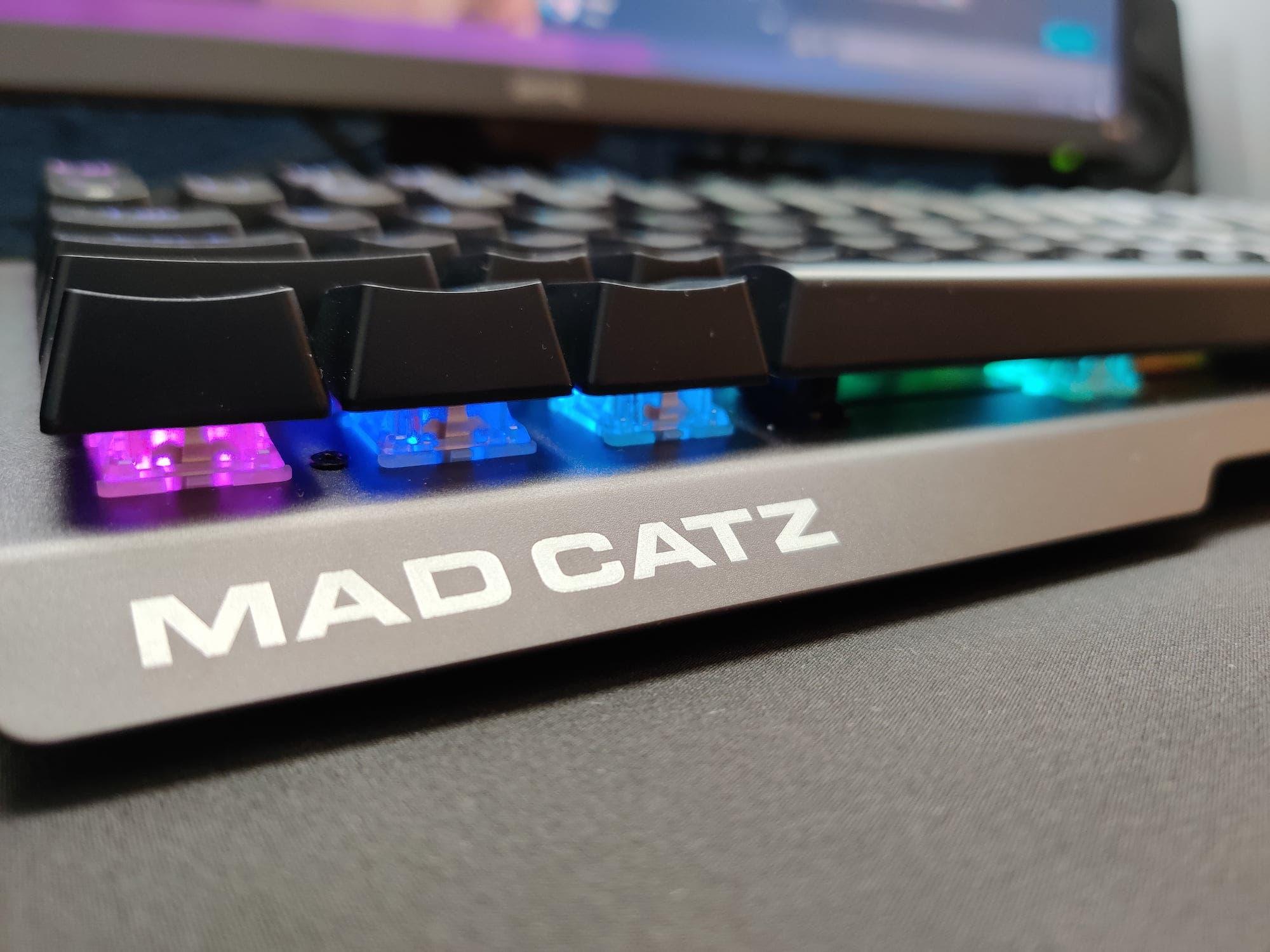 análisis del Mad Catz S.T.R.I.K.E. 13 ()