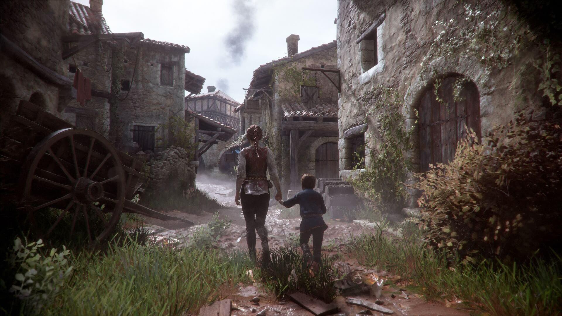 juegos optimizados para Xbox Series X S