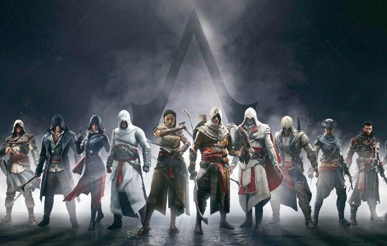 El futuro de Assassin's Creed es el futuro de los videojuegos 1