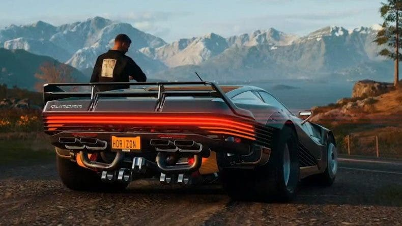 corto de Forza Horizon 4