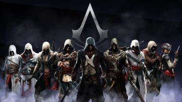 existencia de Assassin's Creed Infinity