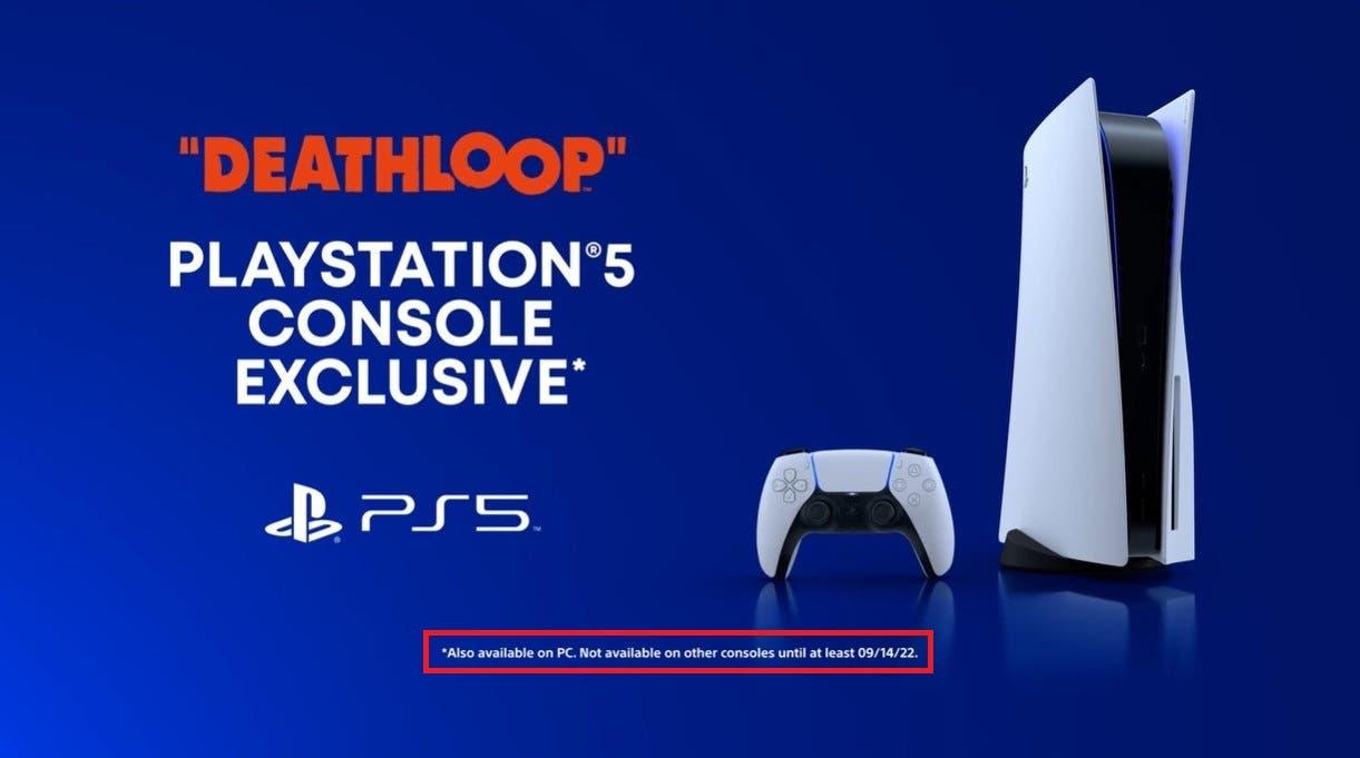 Deathloop no llegará a Xbox hasta el 14 de setiembre de 2022 2