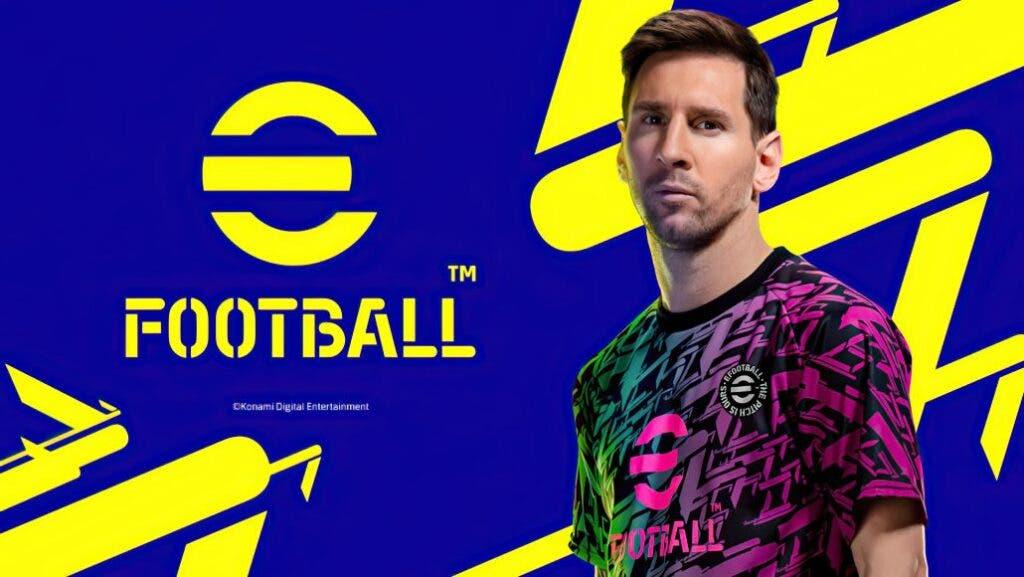 eFootball 2022 no incluirá cross-save