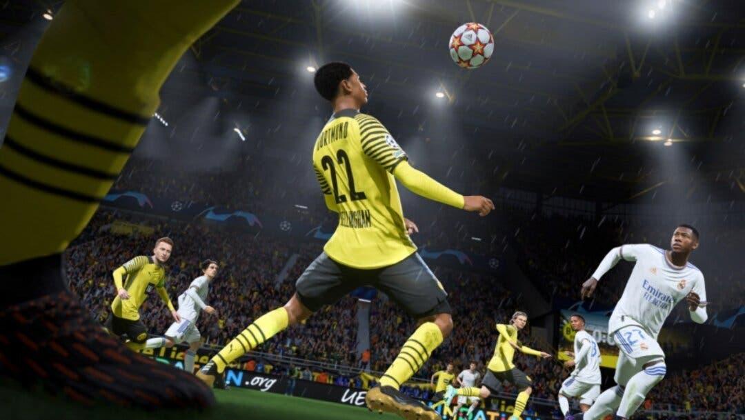 Crear nuestro propio equipo en FIFA 22