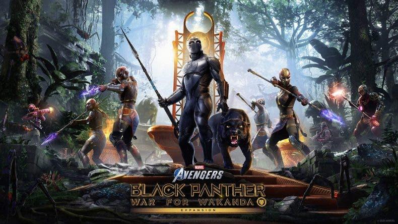Marvel's Avengers: Black Panther - War for Wakanda se lanzará el 17 de agosto 1
