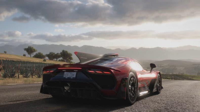 carreras de Forza Horizon 5