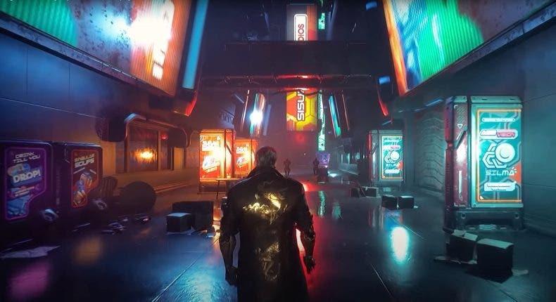 primer gameplay de Vigilance 2099