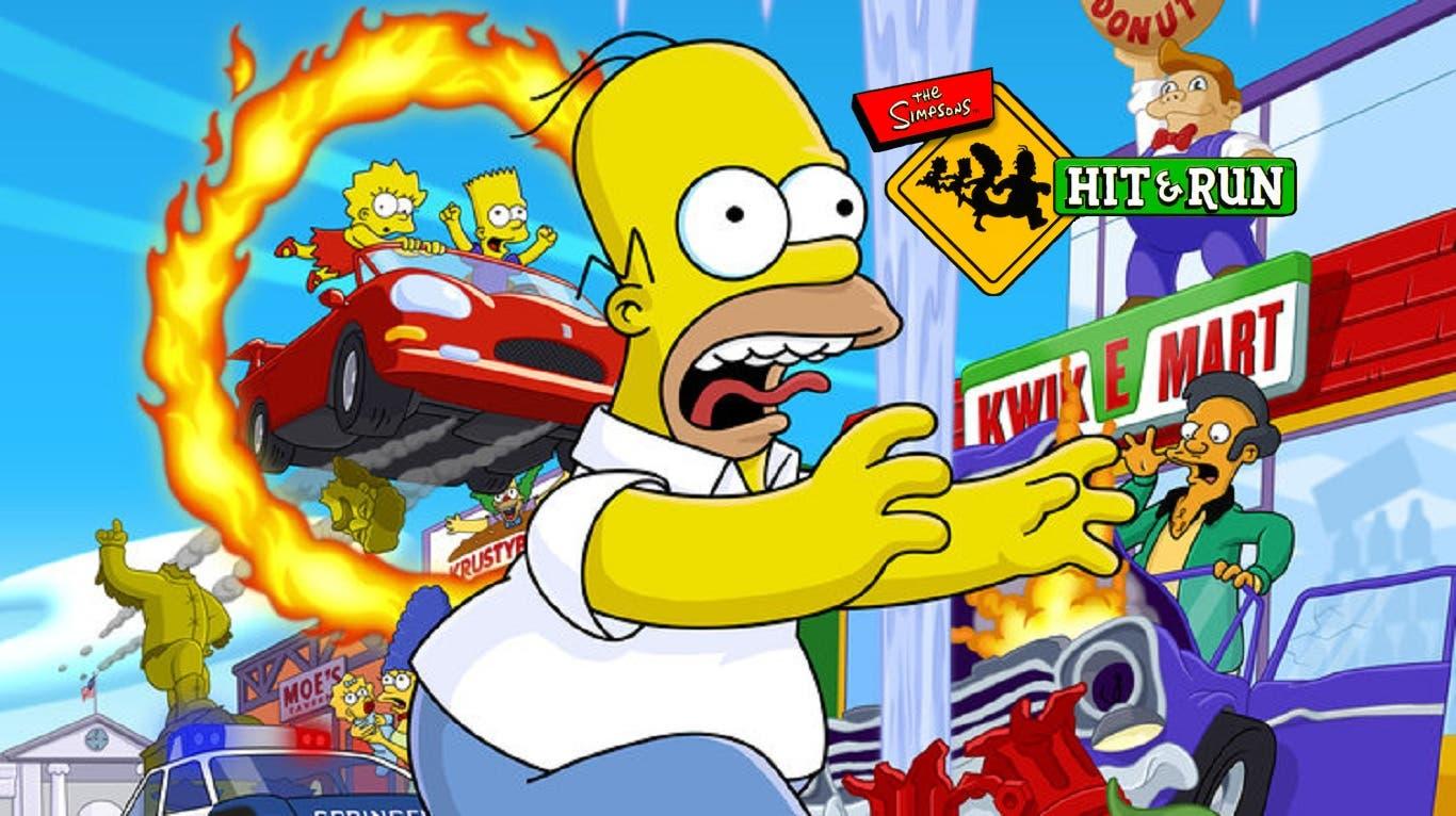 remake de The Simpsons Hit & Run