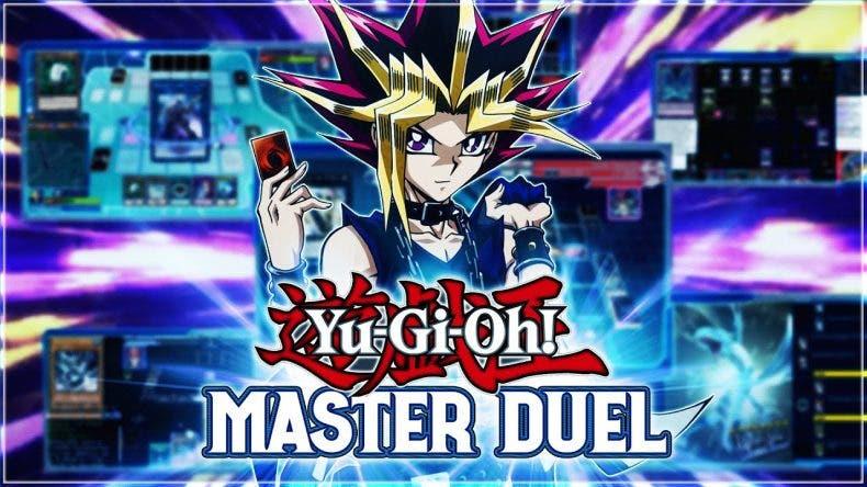 Konami anuncia Yu-Gi-Oh! Master Duel para consolas Xbox 1