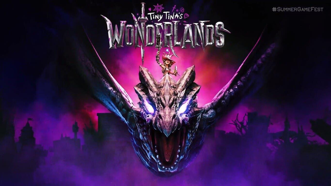 fecha de lanzamiento de Tiny Tina's Wonderlands