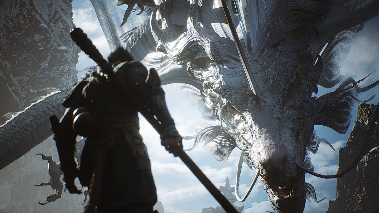 gameplay de Black Myth Wukong con Unreal Engine 5