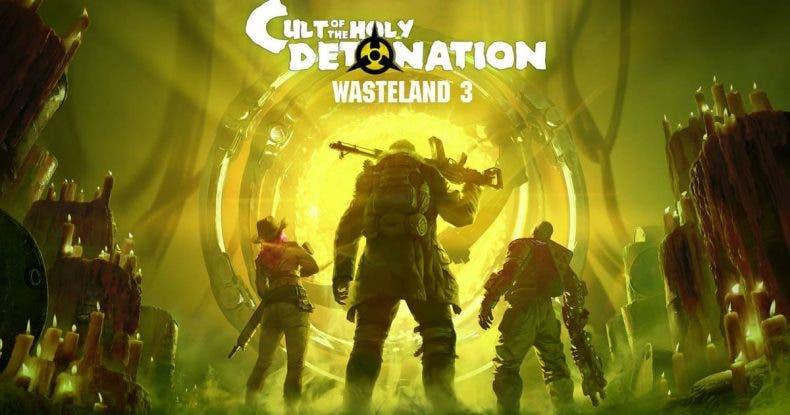 expansión para Wasteland 3