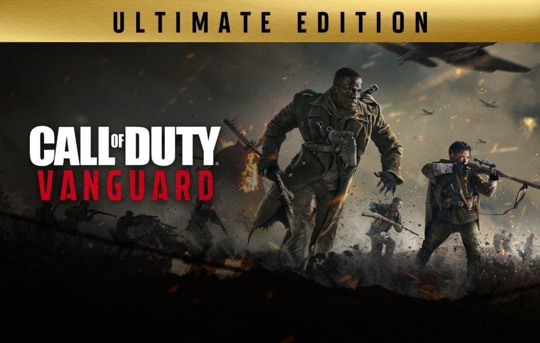 portadas de Call of Duty Vanguard
