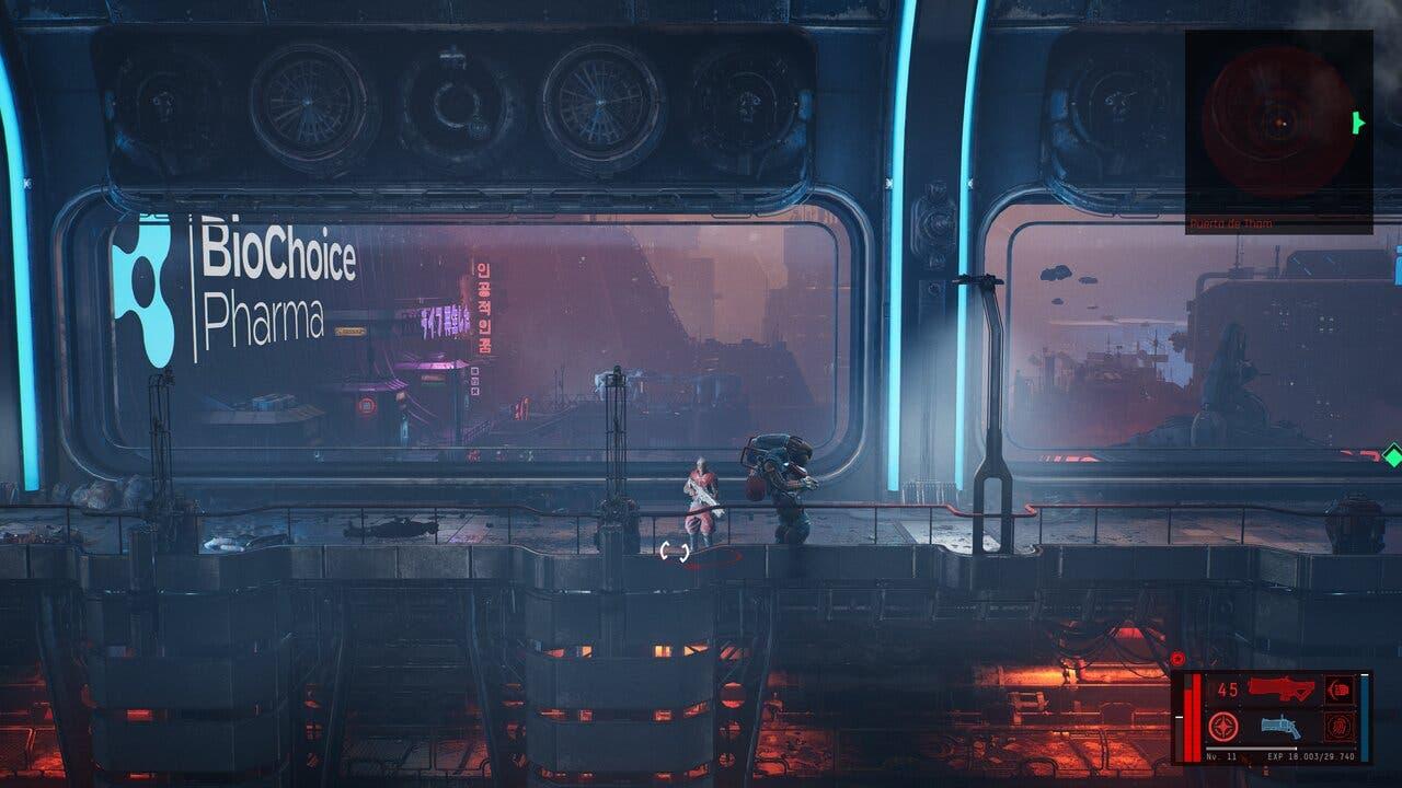 Análisis de The Ascent – Xbox Series X 6