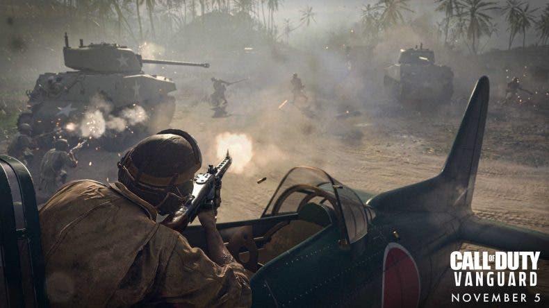gameplay de la beta de Call of Duty Vanguard