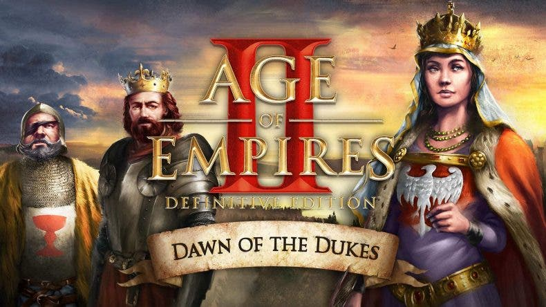 Age of Empires 2: Definitive Edition - Dawn of the Dukes ya se encuentra disponible 1