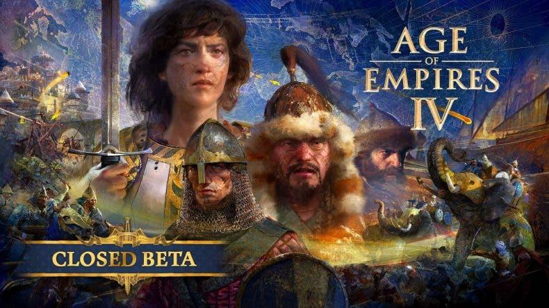 Anunciada la fecha de la beta cerrada de Age of Empires 4