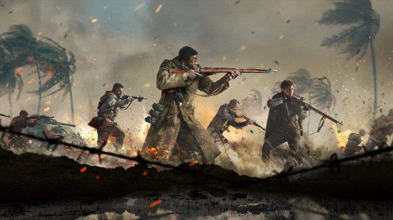 campaña de Call of Duty Vanguard