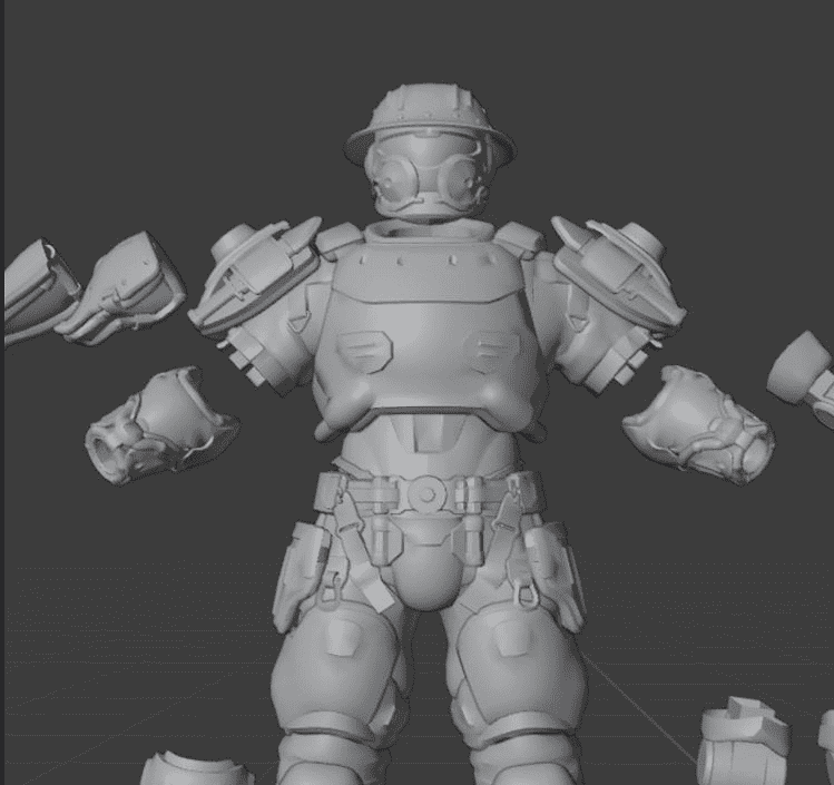 armaduras de Halo Infinite