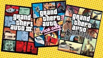 GTA Trilogy Remastered también llegaría en formato físico