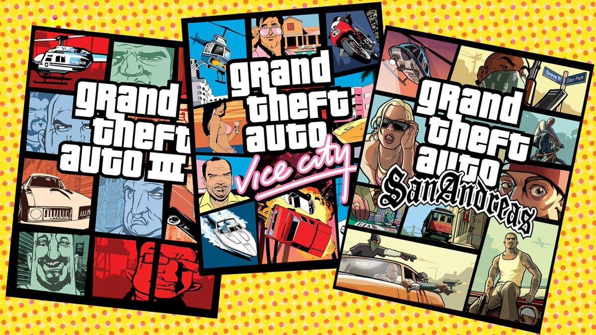 logros de GTA Trilogy Remastered