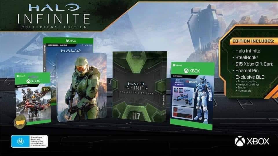 Halo Infinite Collector's Edition