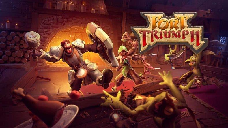 Fort Triumph ya está disponible para reservar en Xbox