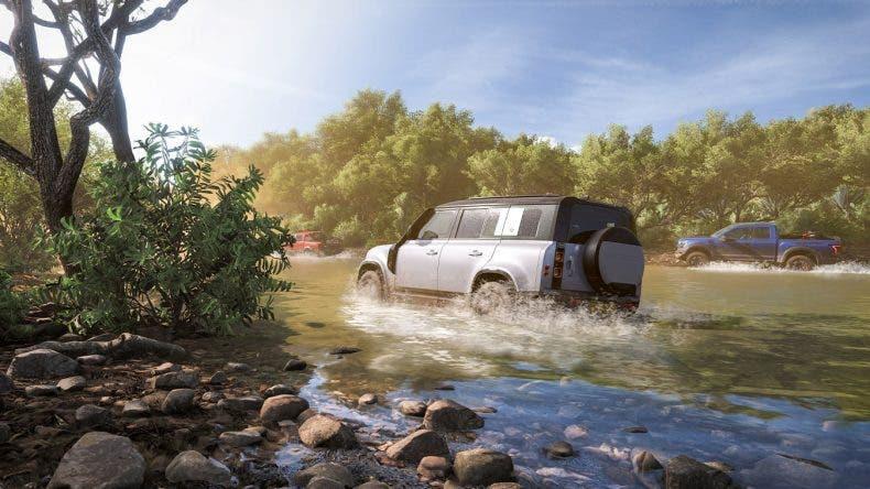 Forza Horizon 5 en las ruinas mayas
