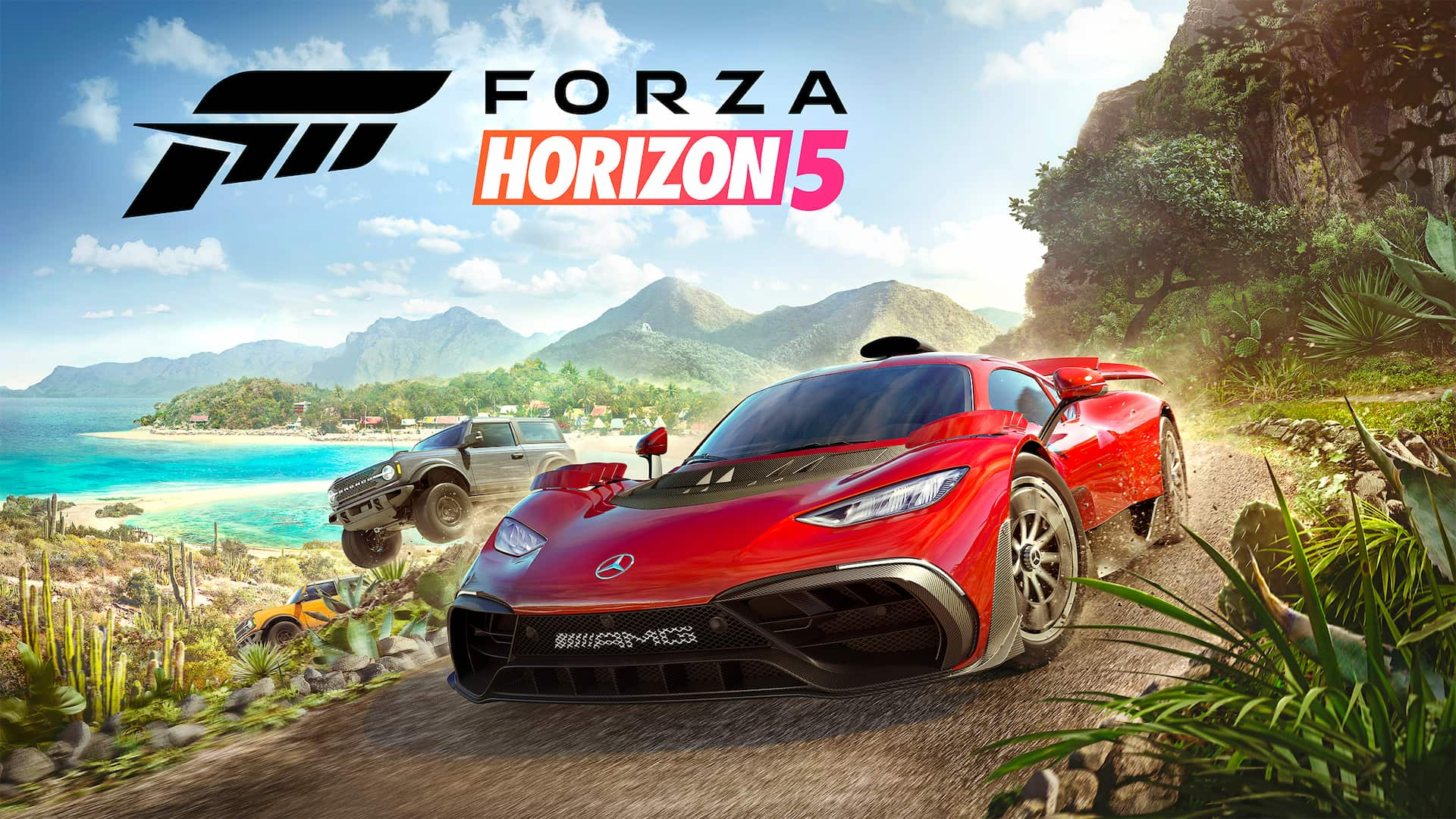 modos multijugador que Forza Horizon 5