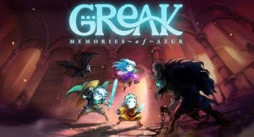 Greak: Memories of Azur ya está disponible en Xbox