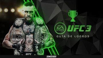 Guía de logros - EA SPORTS UFC 3 129