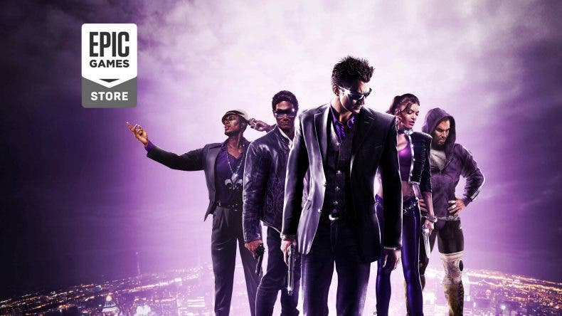 Saints Row The Third Remastered gratis en la Epic Games Store