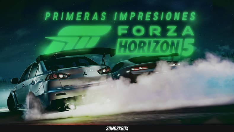 Charlamos con el director de Forza Horizon 5 y os contamos todo sobre el juego y su escena inicial 1