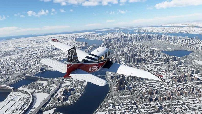 El último parche de Microsoft Flight Simulator corrige el Quick Resume en Xbox Series X S 1