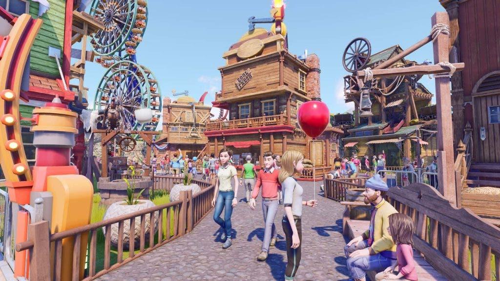 Entrevistamos a los creadores de Park Beyond, el nuevo juego de gestión de parques de atracciones que desafía a lo imposible 2