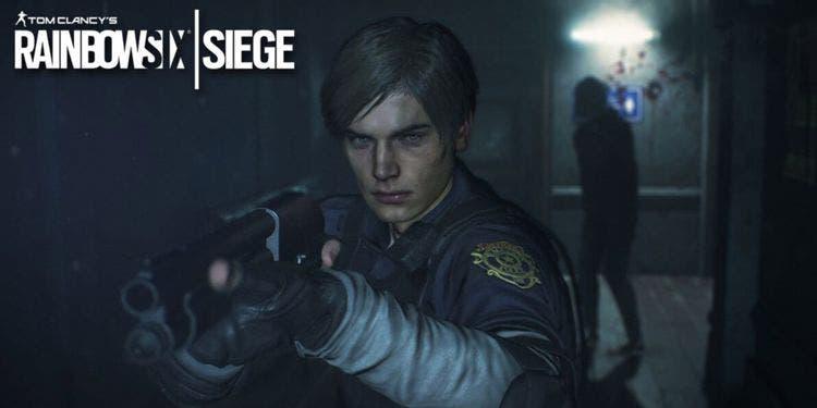 Rainbow Six Siege tendrá una colaboración con Resident Evil