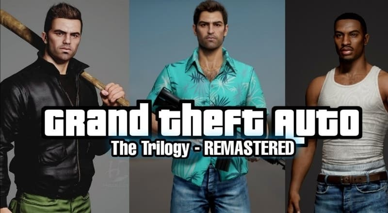 GTA Trilogy llegaría a finales de 2021