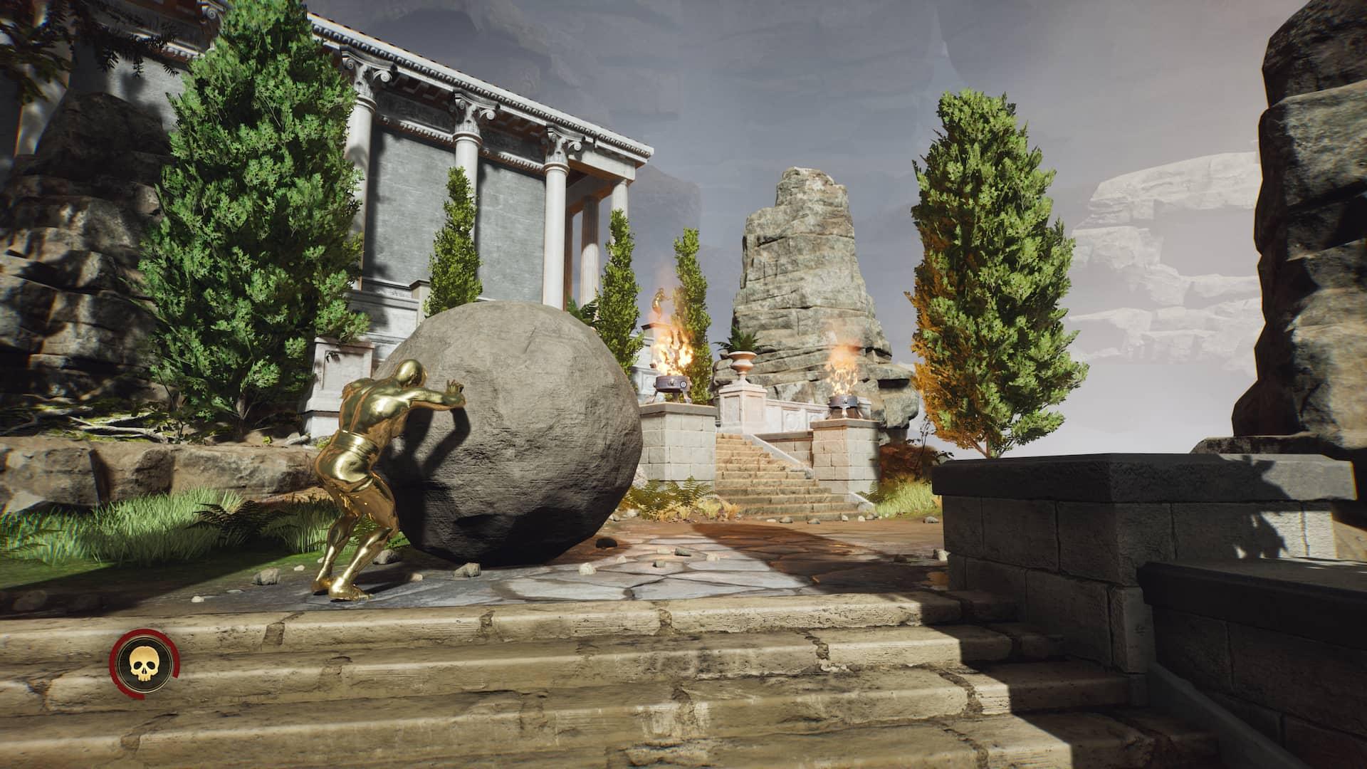 Análisis de The Forgotten City - Xbox Series X 4